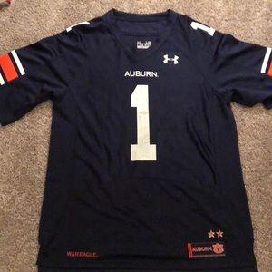 Auburn jersey